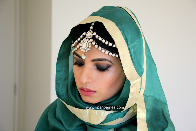 Makeup for Eid