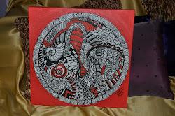 Mandala x Doodle