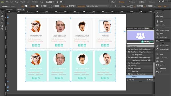 Adobe Muse Widget Free Download Enjoydirty
