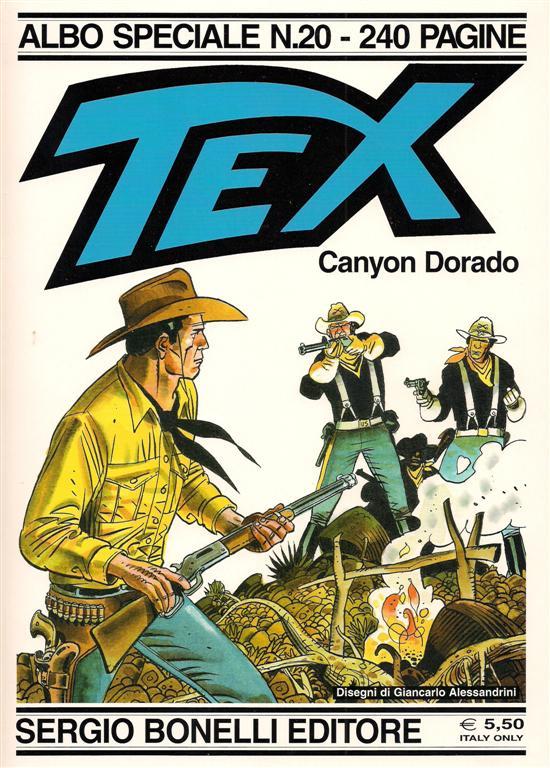 Texone n. 20 Giugno 2006