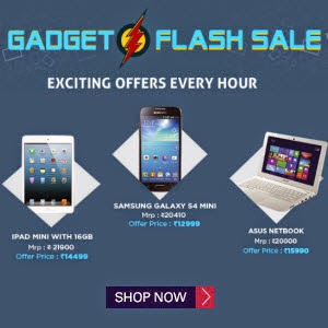 Snapdeal Gadget Flash Sale New offers every hour Epson L210 Print, Scan, Copy Printer Rs.9091, Sennheiser CX 180 Street II Earphones Rs.711, Canon IXUS 155 20MP Digital Camera Rs.5940 & more