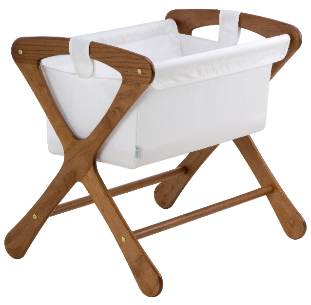 Bassinet And Changing Table Combo1