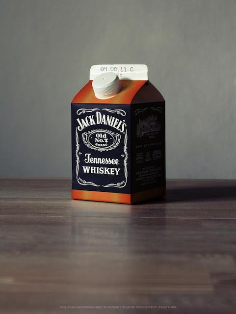 Ecohol Jack Daniels