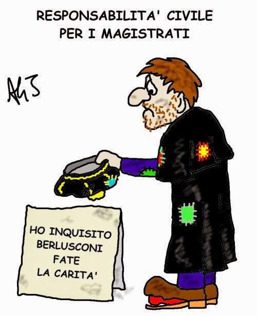 vignetta magistrati