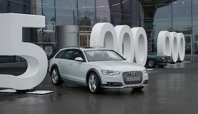Audi 5000000