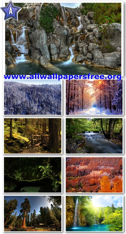50 Amazing Nature HD Wallpapers 2560 X 1600 [Set 4]