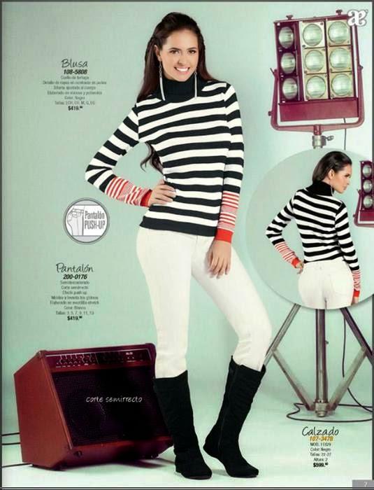 moda casual de Andrea Jeans I-14