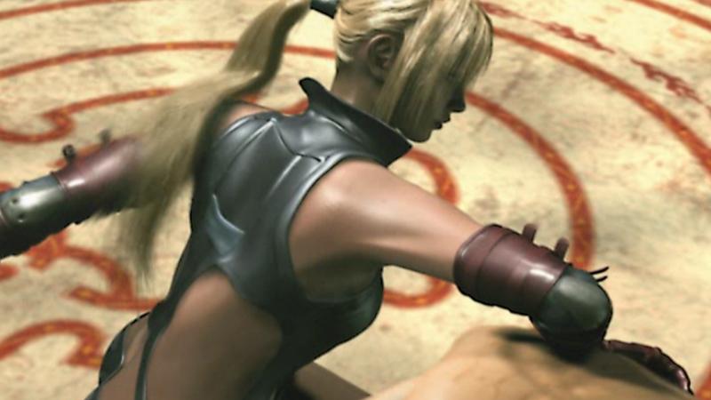 CG Render Opening Tekken Nina