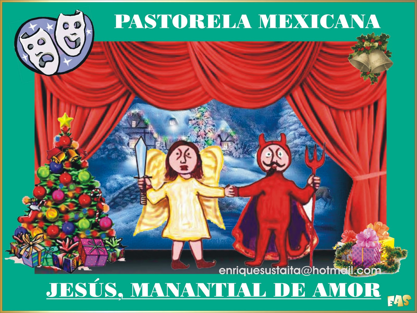 guiones de pastorelas: