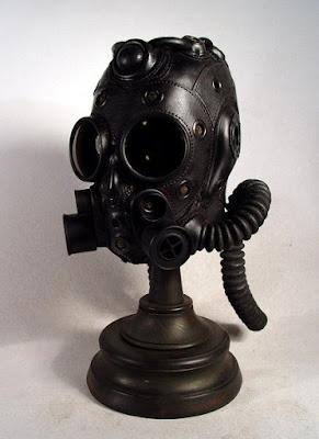 bob basset masks bdsm steampunk