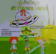 """""""ACATE"""" TEM ESPETÁCULO INCLUSO NA PROGRAMAÇÃO DO CENTRO CULTURAL  DO BNB"""