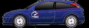CASTELLS RACING TEAM CAR