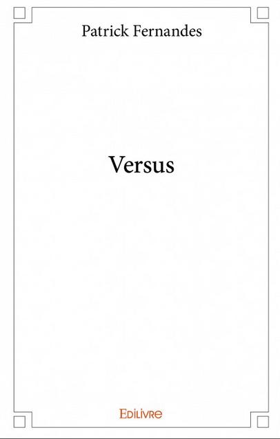 Versus, mon dernier livre