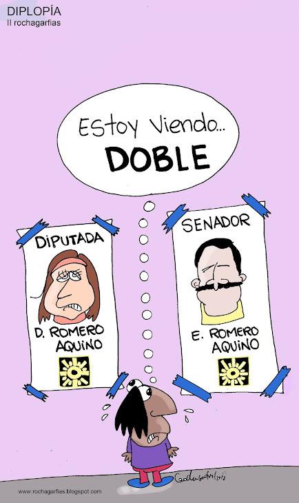 Diplopía política en Veracruz.
