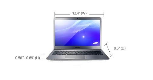 Samsung UltraThin 5 Series 535U3C With AMD Trinity A6 Specs