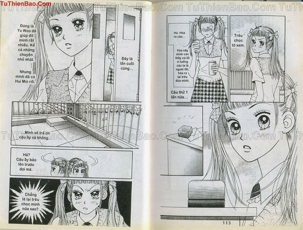 Xin Lỗi Tớ Thích Cậu chap 9 - Trang 56