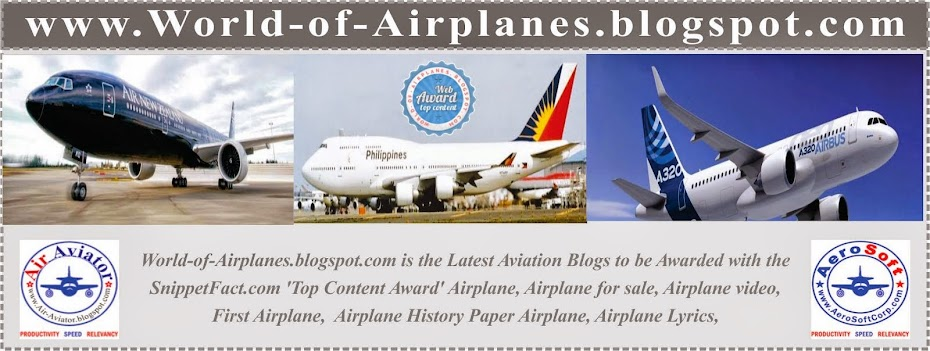 Blog on World of Civil Airplanes