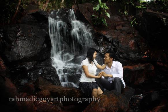 photo Prewedding Afrie Harun egoy art photography 3