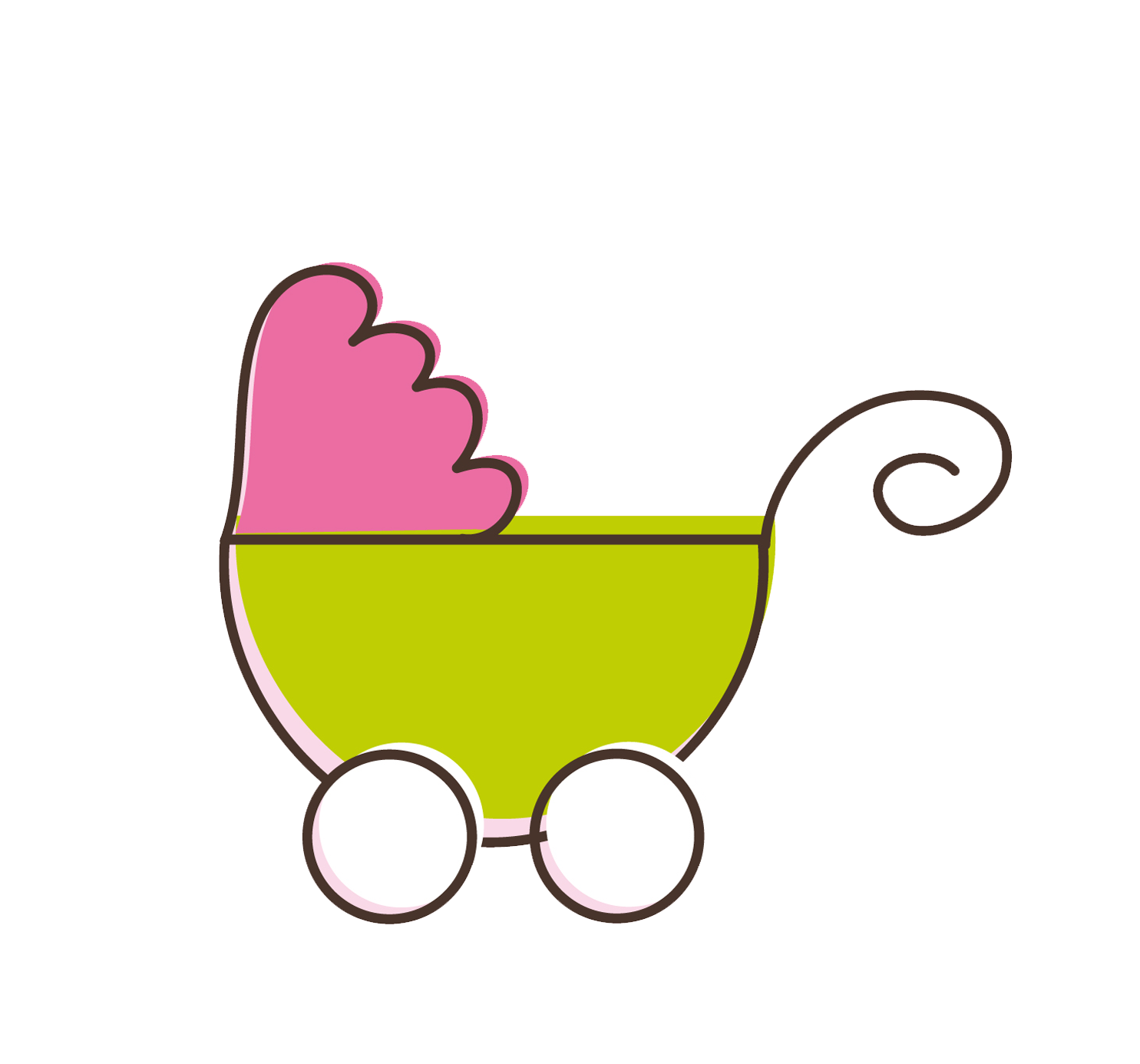 Invitaciones para baby shower de carreola - Imagui
