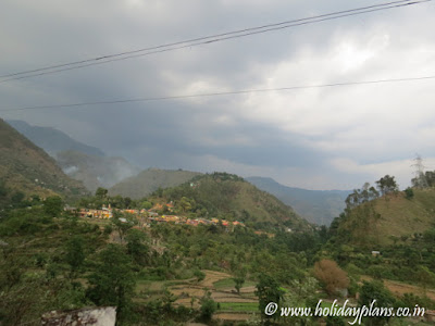 Mandi town