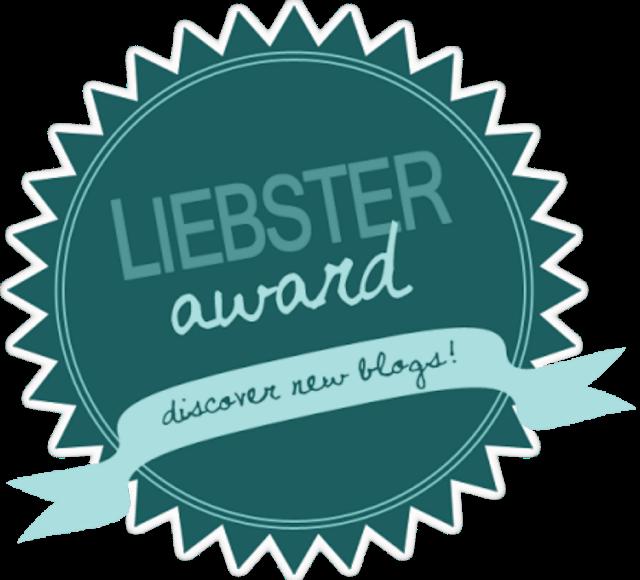Grazie ad Ariano Geta  per l'assegnazione del Liebster Award 2016
