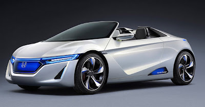 8.+Honda+EV STER+Electric+Roadster Teknologi yang Layak Untuk Disimak di Tahun 2012