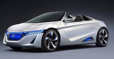 8.+Honda+EV STER+Electric+Roadster Teknologi yang Layak Untuk Disimak di Tahun 2012