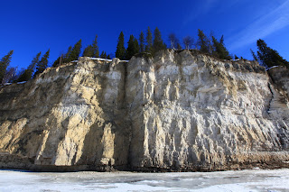 Река Сула - левый приток Печоры. Ненецкий автономный округ.