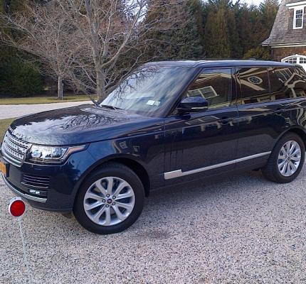 Oluchi Orlandi buys N17m 2013 Range Rover Vogue