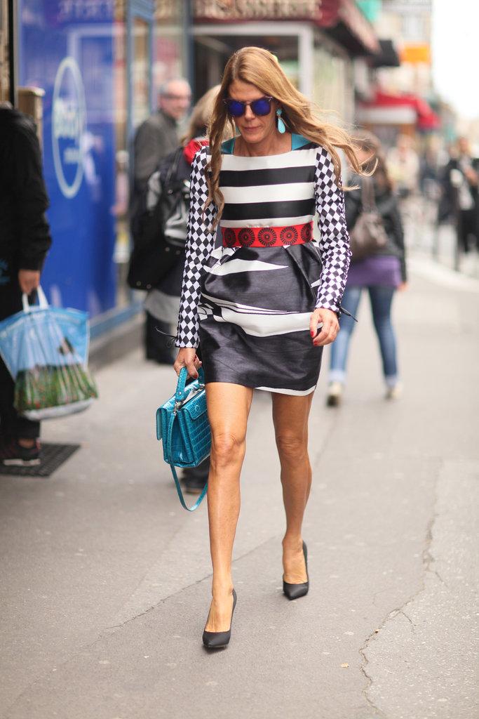 My Fashion Tricks Street Style Paris Fashion Week S S 2013