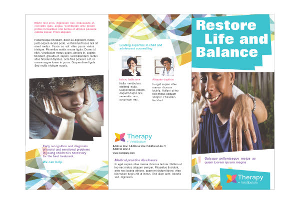 today s news free mental health brochures