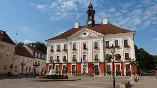 hotel de ville Tartu