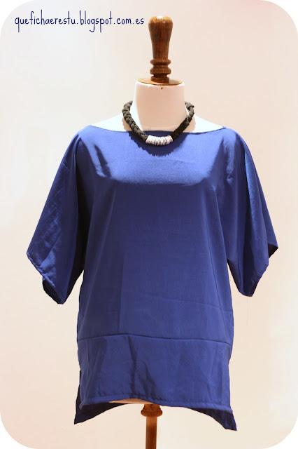 blusa kimono / kimono shirt