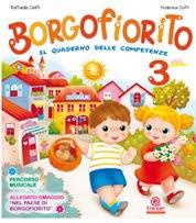 Borgofiorito -il quaderno delle competenze Classi 3-4-5