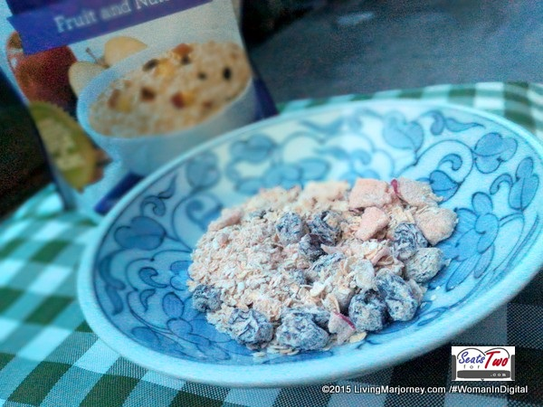 Quaker Dried Fruits - Apple, Raisins and Pecans