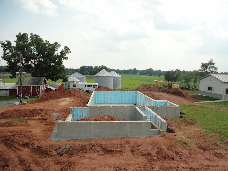 A e construction 39 s blog august 2012 for Superior foundation walls