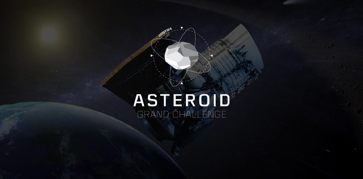 Asteroid Grand Challenge. Credit: NASA
