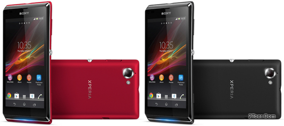 Sony Xperia L C2104/C2105 Phone Overview