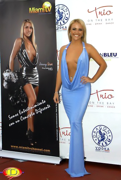 Questions with tv host of quot miami tv channel quot jenny scordamaglia