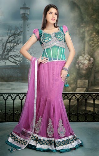 Latest Lehenga Choli 2015 Collection