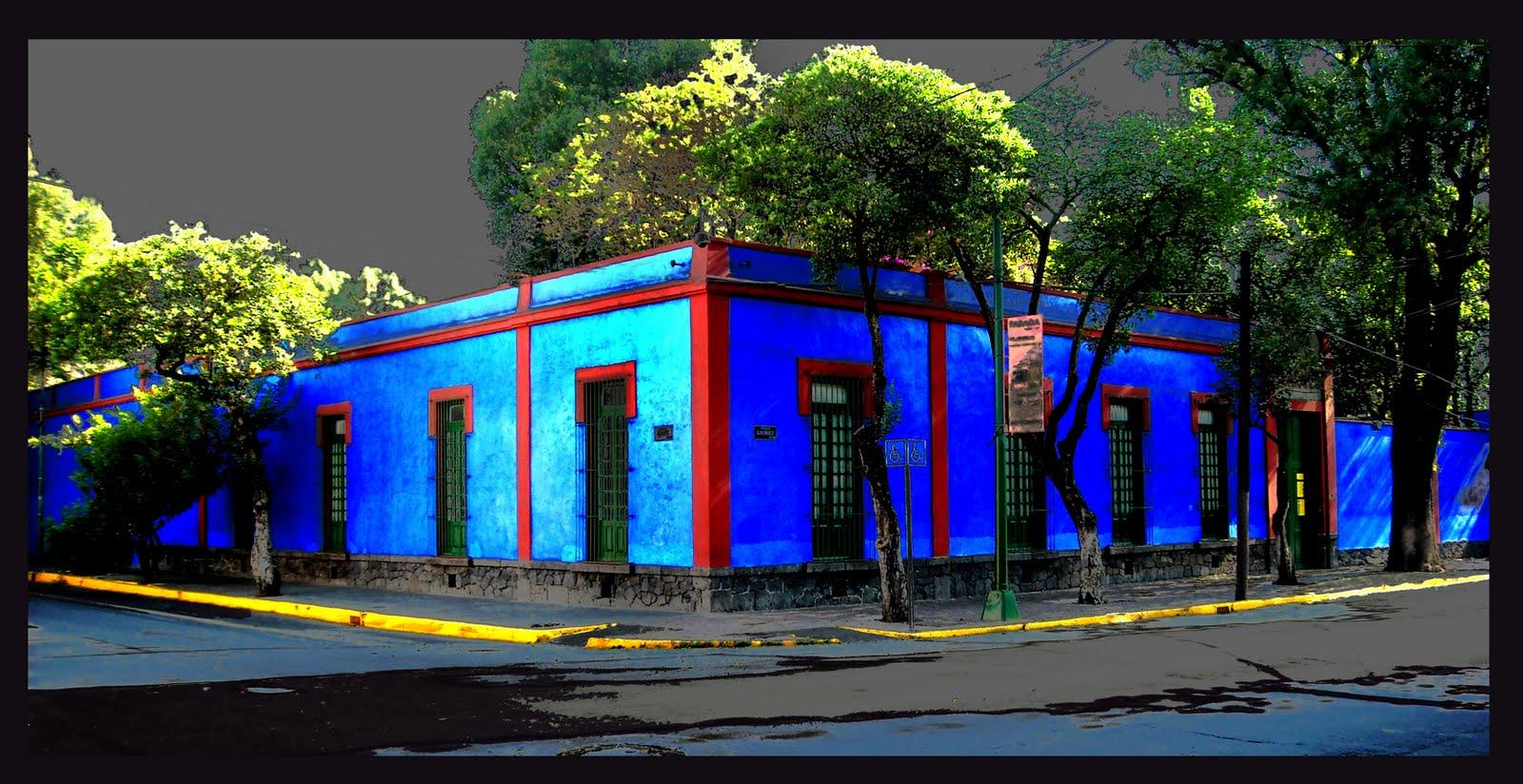 EL MUSEO AZUL