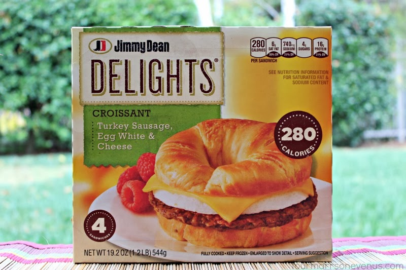 Low Calorie Jimmy Dean Delights