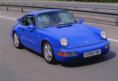 Porsche 911 Carrera 2 3.6 Coupé
