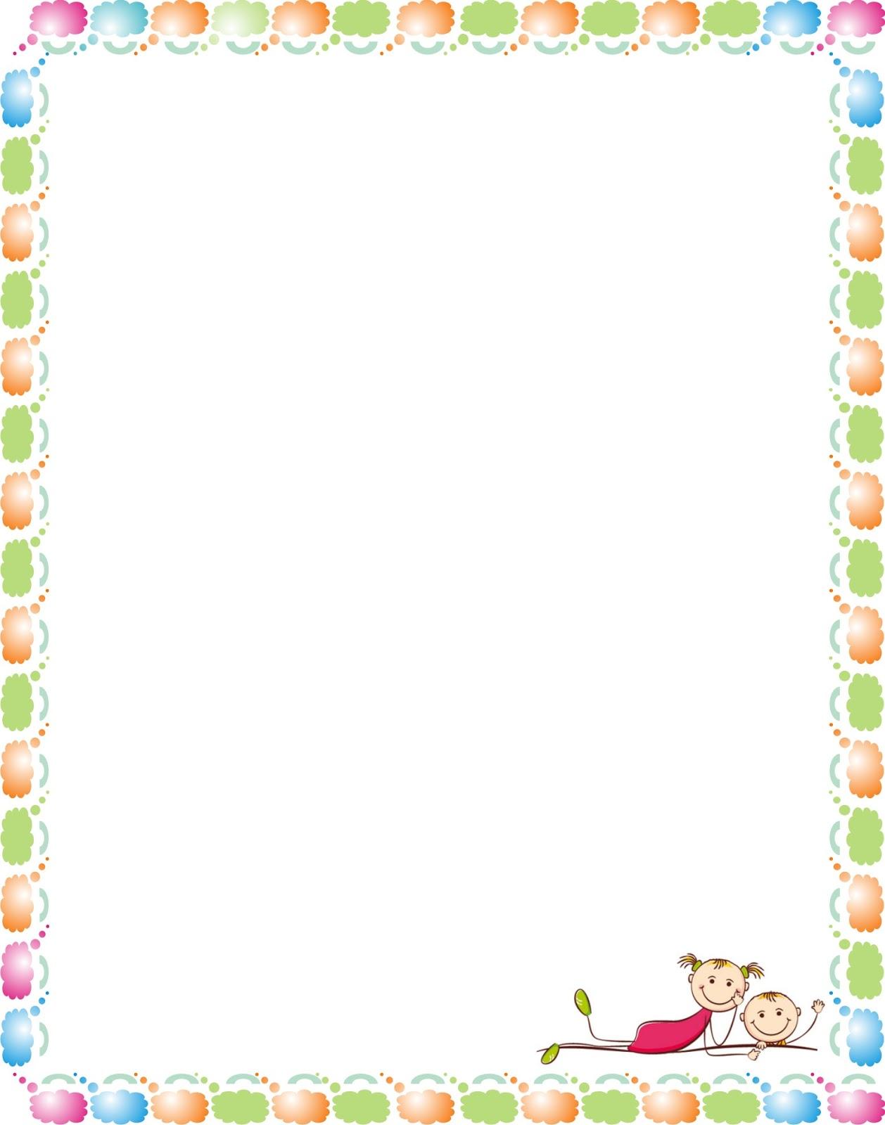 M s de 1000 im genes sobre bordes dibujos gafetes - Imagenes de nubes infantiles ...