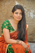Actress Anusha Photos in Half saree-thumbnail-16