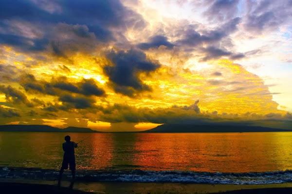 Ketapang beach