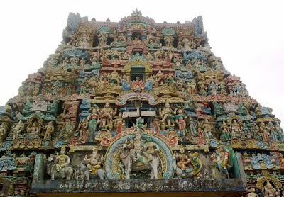 Nageswaran Temple Kumbakonam
