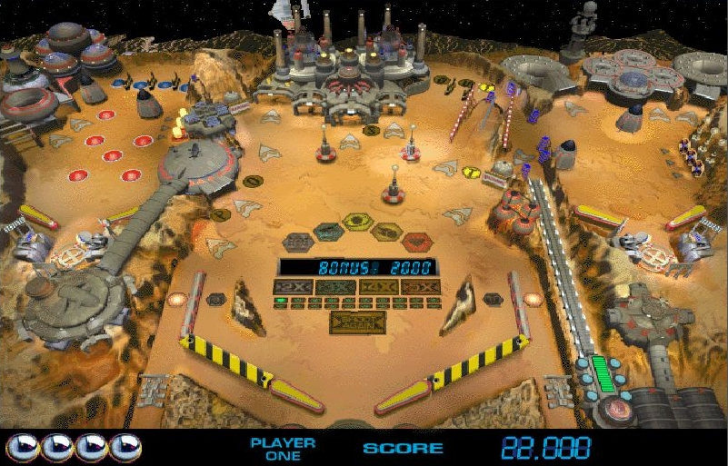Pinball Space Cadet for macOS