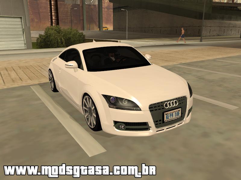[Gta Sa] Audi TT 3.2 Coupe