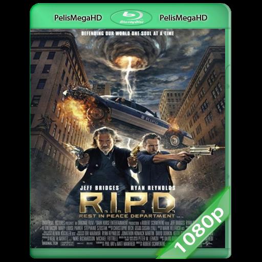 R.I.P.D (2013) WEB-DL 1080P HD MKV INGLÉS SUB.